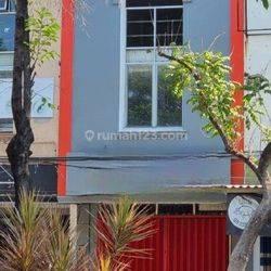 Ruko di Gubeng 0 jalan utama bagus untuk usaha perkantoran, cafe, restoran, toko, dll