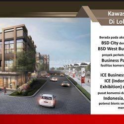 MIliki Ruko Premium di Tengah Kota BSD | Ruko ICE Buseniss Park BSD City KPR Tanpa DP | Unit Terbatas Lokasi Strategis dinROW 42 |