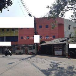 Gedung di Area Jatiuwung Tangerang, Lokasi Strategis, Siap Pakai