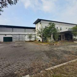 Gudang Taman Tekno BSD Plus Kantor Hitung Tanah