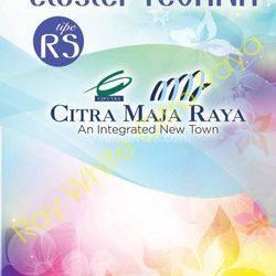 Citra Maja Raya Launcing 2 Cluster Navina & Tevana