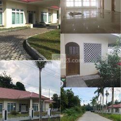 Rumah design kantor di Samarinda