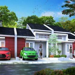 Rumah murah 400 juta Ciganitri dekat Tol Buahbatu dan STT Telkom Bandung