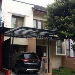 Rumah minimalis di Emerald Bintaro 9