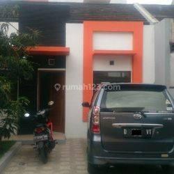 Rumah Murah Bahagia Harga 500 juta dekat Tol Buahbatu dan Telkom bandung
