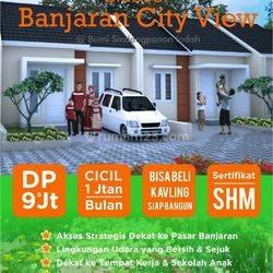 BANJARAN CITY VIEW Rumah Esklusif dekat Pasar Banjaran Bandung