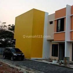 Rumah siap huni di Belimbing Residence sebelah bandara soekarno hatta Tangerang