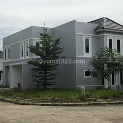 Rumah Baru renovasi bagus 2 unit gandeng di Citraland Samarinda