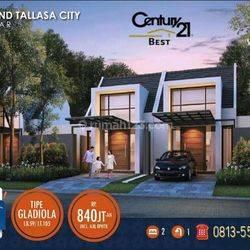 Rumah cantik Dekat kampus Unhas citraland Tallasa City