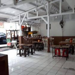 Rumah pinggir jalan bisa untuk usaha,Cafe di Panglima Polim