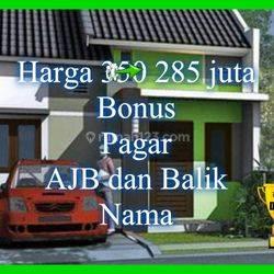Rumah Asri dan Sejuk Harga Perdana dekat Griya Cinunuk Bandung