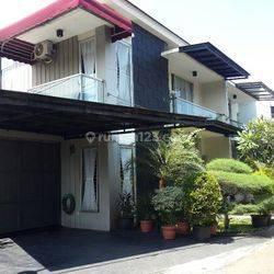 Rumah Town House Siap Huni minimalis security 24Jam.