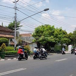 Rumah kolonial belanda di pusat kota Yogyakarta