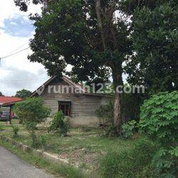Rumah dan tanah di Jl. Mentok, Pangkalpinang