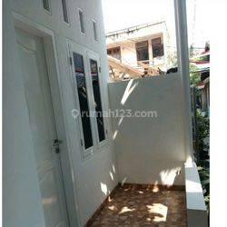 rumah baru + tanah kosong di cengkareng harga murah siap huni