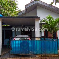 Rumah di Bukit Nusa Indah, Ciputat, 10 Menit Stasiun Sudimara