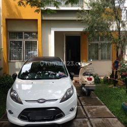 (TN) Rumah Full Furnished di Foresta BSD Nyaman Siap Huni