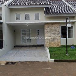 Rumah Cantik Minimalis Di Radar Auri Cibubur