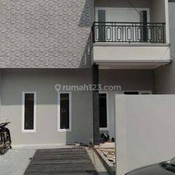Rumah Baru Di Komp. Kejaksaan Agung Kreo MP5388CH