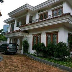 Rumah Mewah dan Prestisius Kawasan Elite Mega Kuningan Setiabudi Jakarta Selatan