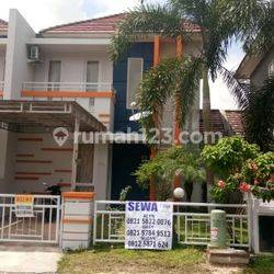 Rumah minimalis fully furnished Balikpapan Baru