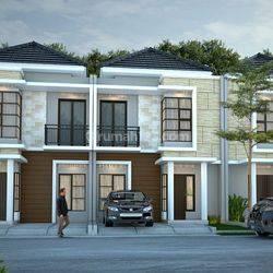 (TN) Villa Bunda Cluster Exclusive di Pamulang Benda Baru