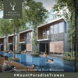 MOUNT PARADISE Resort Exclusive di Trawas dengan Theme Park