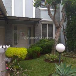 Rumah Siap Huni di cluster phg pondok hijau golf sumarecon serpong