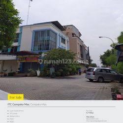 Ruko Hoek Di Cempaka Mas Jakarta Pusat