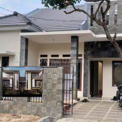 Rumah brand new dekat lapangan terbang pondok cabe