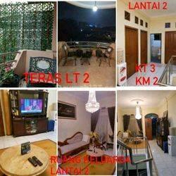 Rumah Jl Antene Antena Radio Dalam Gandaria Utara