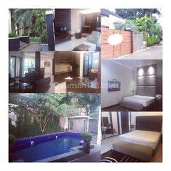 Rumah siap huni lokasi strategis dalam komplek Radio Dalam, Kebayoran Baru, Jakarta