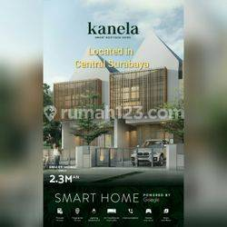 A.22.Rumah KANELA - STOCK 1 TERAKHIR (BEST SELLER) - SMART BOUTIQUE HOME, PRIME LOCATION and TOTALLY DIFFE UNIQUE DESIGN  (GRADE A++)