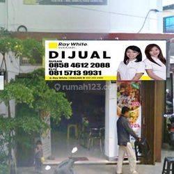 Ruko 2 Lantai di Jalan Pungkur Bandung, Cocok Untuk Usaha atau Kantor