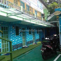 Rumah Kost Modern Full Penyewa di Kramat Jakarta Pusat