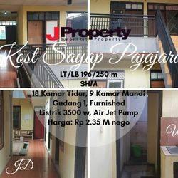 Rumah Kost Pusat Kota daerah Kebon Kawung Bandung