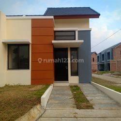 Rumah Cluster Baru di Semplak Bogor