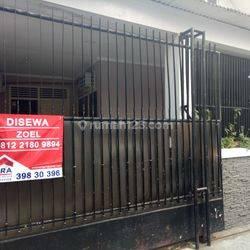 Rumah Kantor Jakarta Pusat