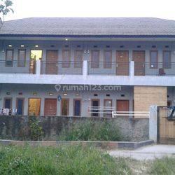 Rumah Kos-Kosan Aktif 2 Lantai Di Cinunuk Bandung Timur Jawa Barat