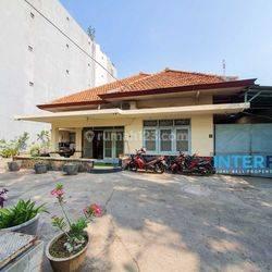 Rumah Hitung Tanah Jalan Batu Tulis Raya Lokasi Strategis Bisa Untuk Usaha - Luas 540m2