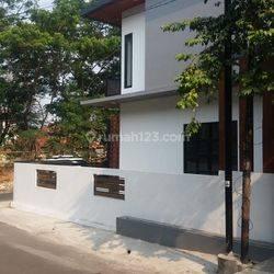 Rumah Baru  Di Veteran Jakarta selatan