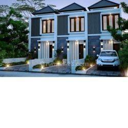 Rumah Baru  Modern di Denpasar