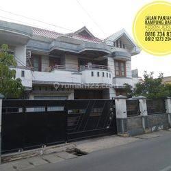 TerMURAH Rumah Jl Panjang Kampung Baru lt 201m2 Kebon Jeruk Jakarta Barat lewat angkot Cocok Rumah dan usaha