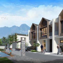 Rumah Bahagia 2 Lantai CIBIRU dekat SOEKARNO HATTA Panyileukan Kota Bandung akses tol gede bage
