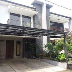 Rumah Lux dlm Cluster di Holis Cigondewah Bandung