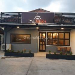 Tempat Usaha Aktif & Rumah Kos, pinggir jalan raya, dekat Kampus Binus