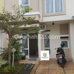 Rumah Siap Huni di Paradise Serpong City