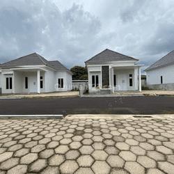 Rumah Tunggal dan Baru Lokasi Jl Ampera
