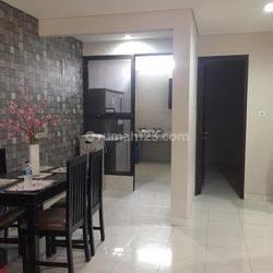 Rumah minimalis 2 lantai fully furnished