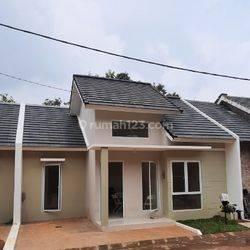 Rumah murah,bebas banjir DP 10 juta,kualitas bangunan super di Bojong Kulur,dekat Jatiasih